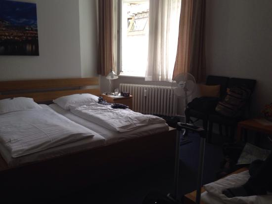 Family Room For 4 With T B Picture Of Hotel Pension Bregenz