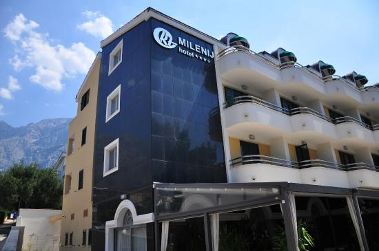 Milenij Hotel: Гостиница