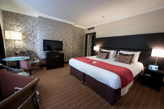 The Gonville Hotel: Superior Bedroom
