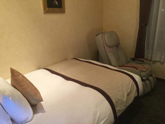 Hotel Coco Grand Kitasenju: シングルルーム