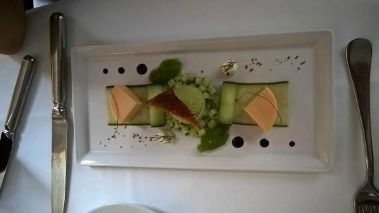 Restaurant Papageno: Vegatarische Vorspeise
