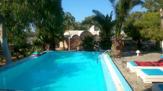 Evizorzia Villas: piscine