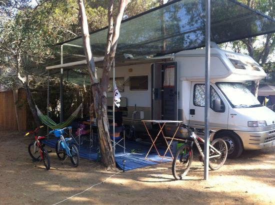 Piazzola spiaggia foto di camping village pedra e cupa for Camping budoni