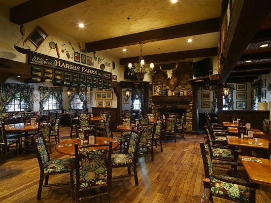Harris Ranch Restaurant, Coalinga