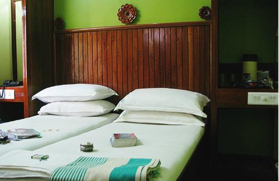 Hotel Samudra : Самый дешевый номер