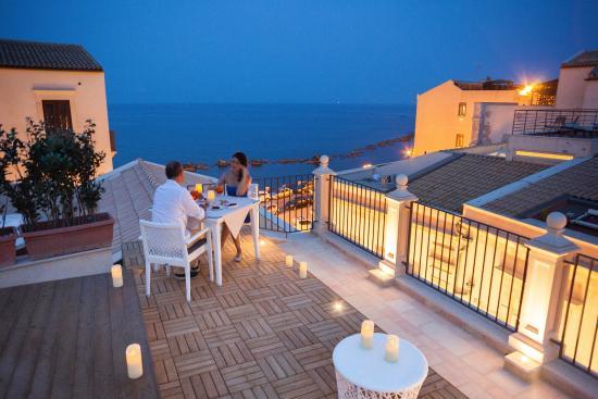 Algila Ortigia Charme Hotel Terrazzo Privato Camera Deluxe Spa