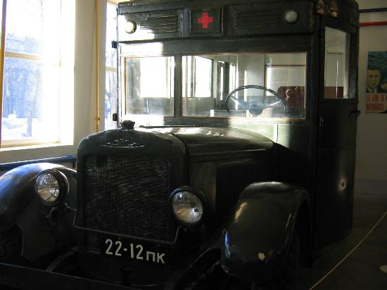 Retrocars Museum