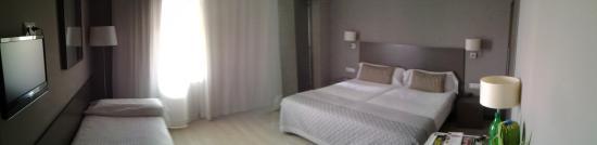 Hotel Paseo De Gracia: Chambre
