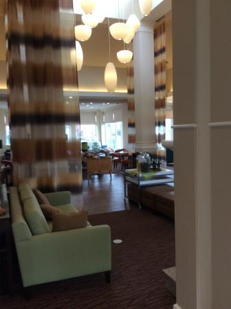 hilton garden inn spokane airport lobby - Hilton Garden Inn Spokane