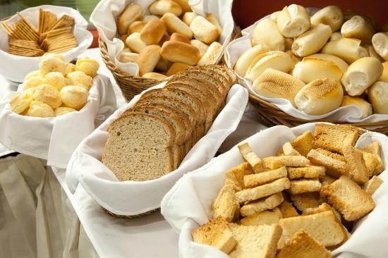 Hotel Itamarati: Café da manhã