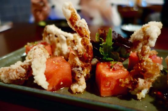 Shiro Izakaya: Great experience at Shiro. Food was really yummy. Very fresh sashimi. Soft shell crab salad was