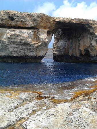 La finestra azzurra a gozo foto di dwejra bay isola di gozo tripadvisor - La finestra azzurra gozo ...