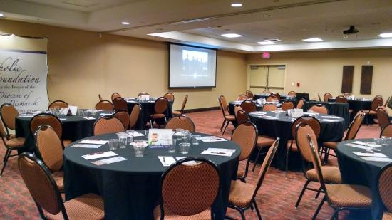 Hampton Inn & Suites Williston: Event Room