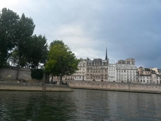 Riverbank Picture Of Bateaux Parisiens Paris Tripadvisor