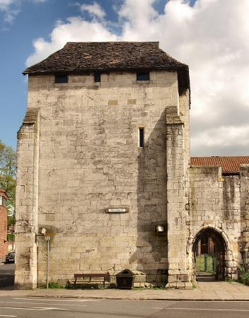 Fishergate Postern Tower