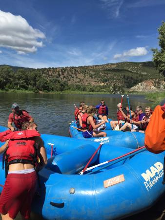 Legacy Vacation Resorts-Steamboat Hilltop: Area Attraction Rafting