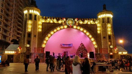 Daytona Beach Bandshell This Is Such A Cute Area To Get Watch Concert