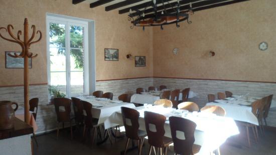 Hotel Restaurant de la Gare : Salle 2 restaurant