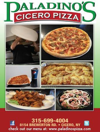 Paladino's Cicero Pizza: Ad