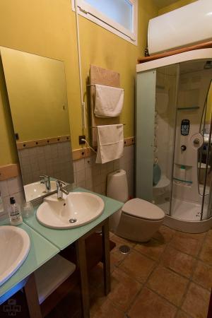 Apartamentos Galatino: Baño