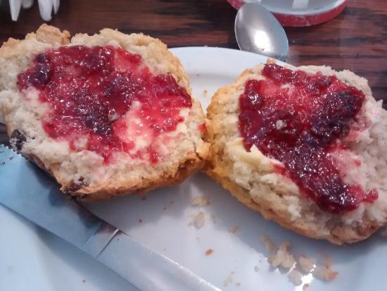 Bere Island, Irlanda: Edels scones!!