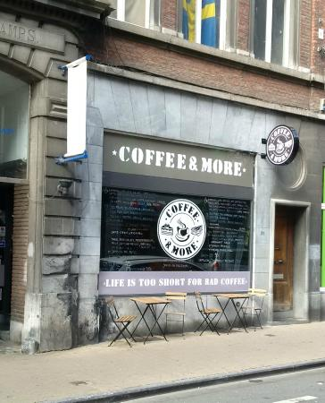 Coffee and More . . .