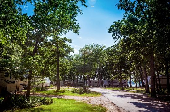Lake Tawakoni RV Campground