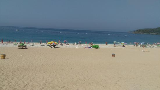 Playa de Oludeniz: beautiful beaches