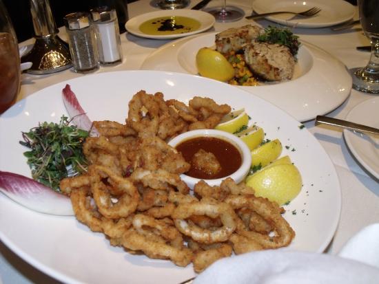 Canal Street Steak & Seafood: Calamari