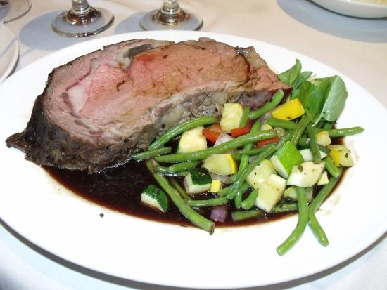 Canal Street Steak & Seafood: Prime Roast