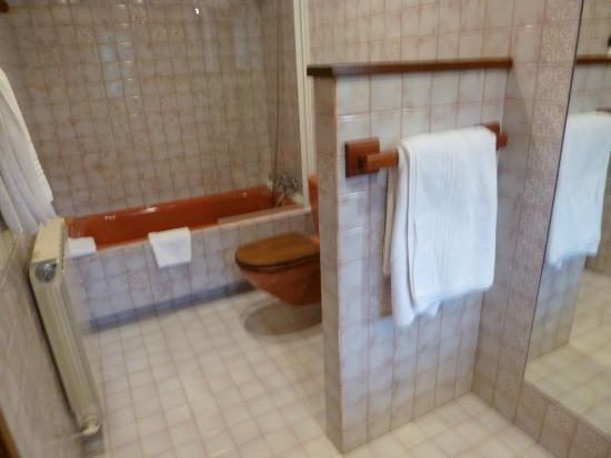 El Xalet De Taull Hotel Rural : Baño
