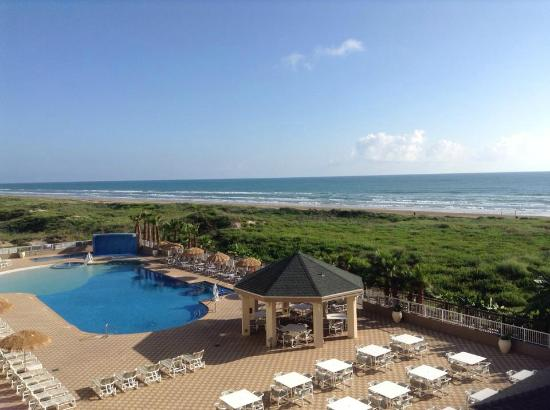 hilton garden inn south padre island view from our 3rd floor jr suite - Hilton Garden Inn South Padre