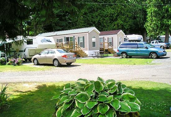 Cultus lake rv resort updated 2018 prices reviews for Cabins at cultus lake