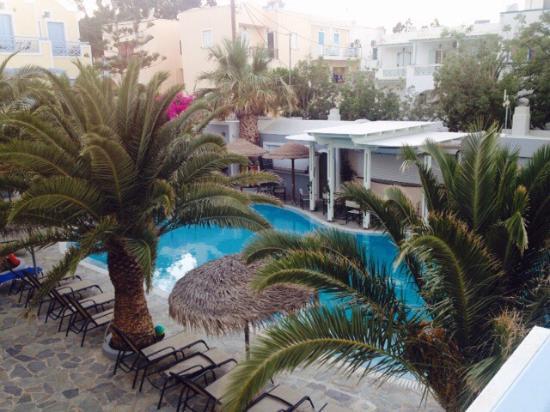 Hotel Zephyros: Luglio 2015