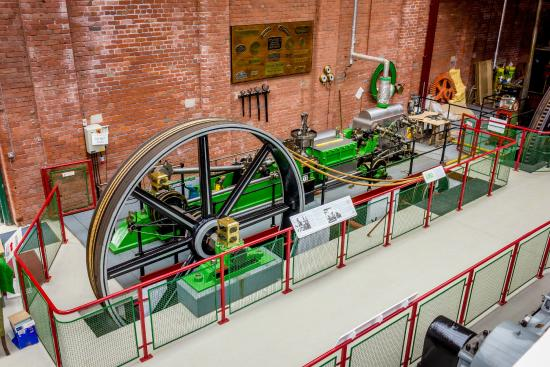 ‪Bolton Steam Museum‬