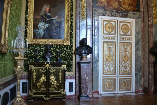 Int rieur ch teau de versailles picture of chateau de for Interieur francais
