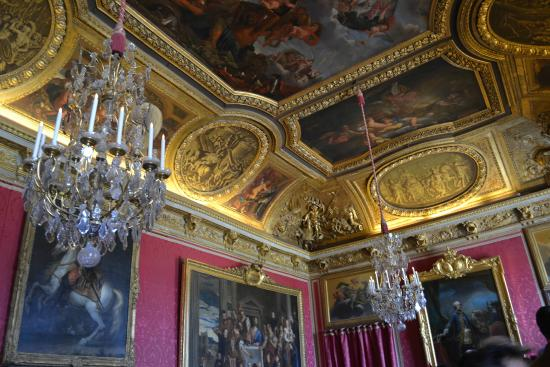 Int rieur ch teau de versailles picture of chateau de for Chateau de versailles interieur