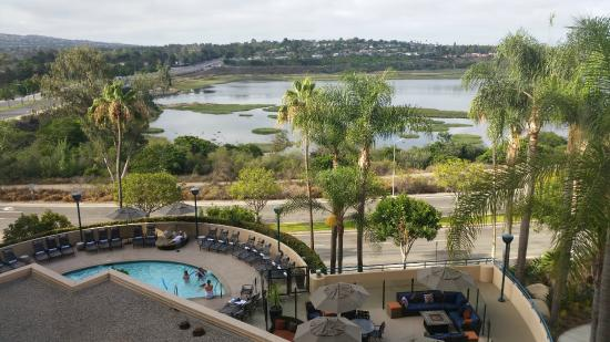 View From Room Picture Of Newport Beach Marriott Bayview