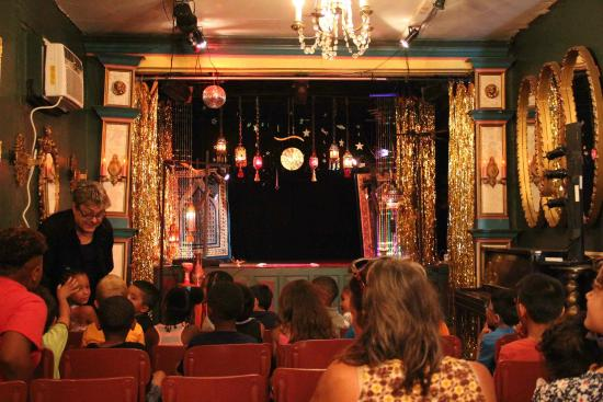 Lancaster Marionette Theatre : Before the Start