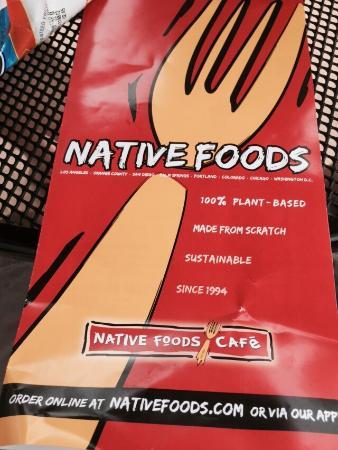 Native Foods Cafe: photo0.jpg