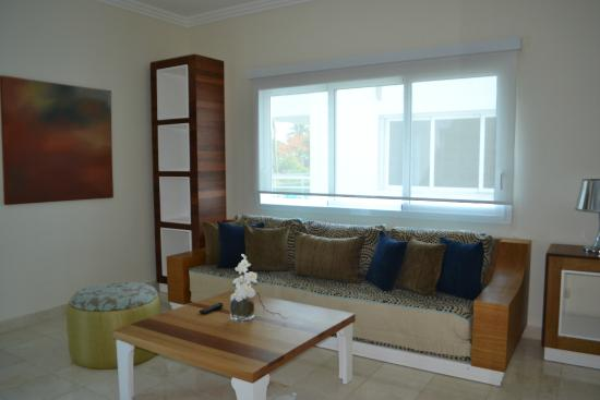 Presidential Suites - Punta Cana: Great living room area