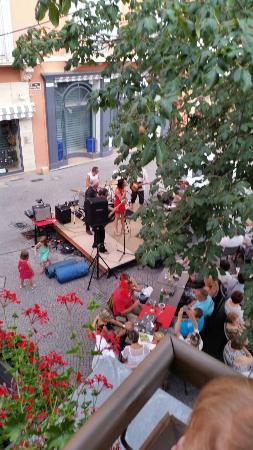 La Taverne Alsacienne: Live muziek
