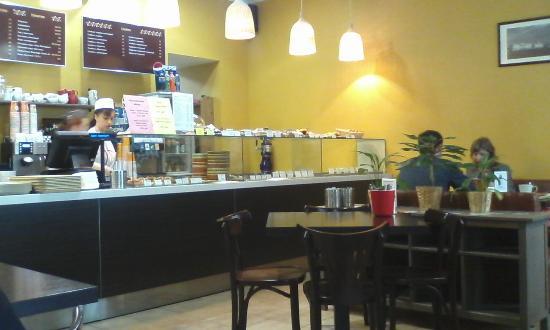 Кафе Слойка