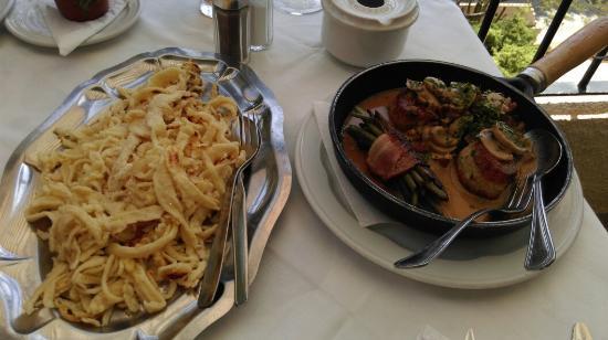 Restaurante El Tejon