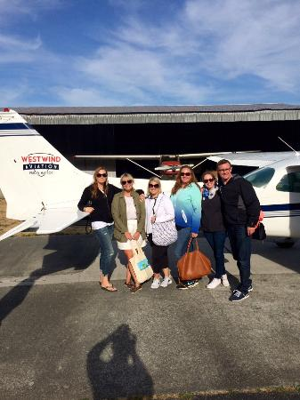 Westwind Aviation: The group after a great day!