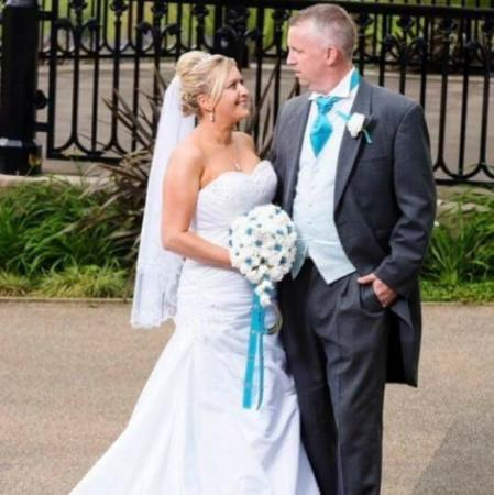 Our fantastic wedding at Mansfield manor hotel.