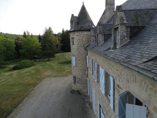 Liginiac, Frankrike: torre