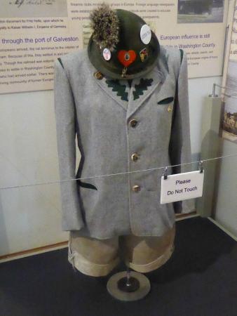 Brenham Heritage Museum: Heritage Exhibit