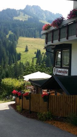 Jungholz, Österreich: hier geht`s rein