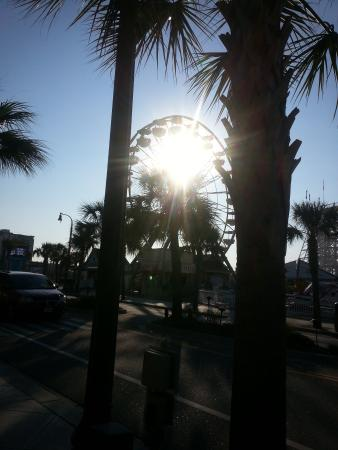 Beach Club at Montego Inn: Love Myrtle Beach